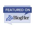 BlogHer Bling